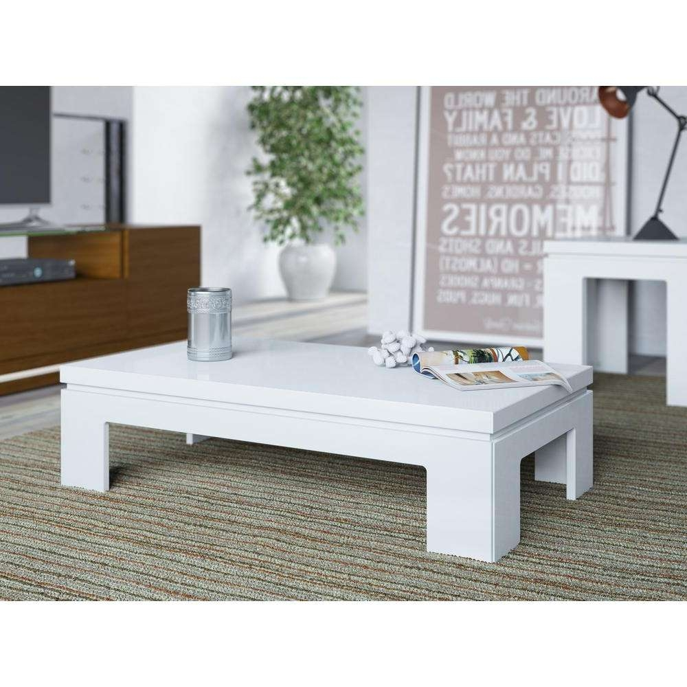 Featured Photo of White Gloss Coffee Tables