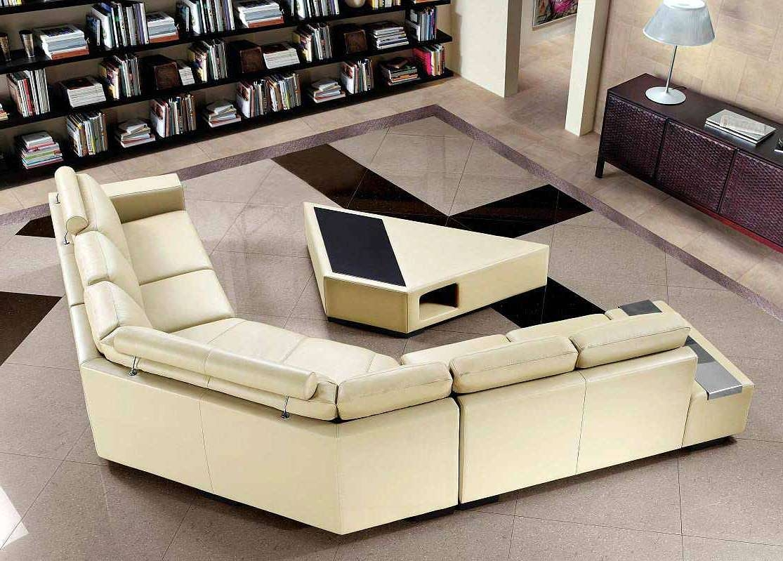 Most Popular Coffee Table For Sectional Sofa For Beige Sectional Sofa With Coffee Table (View 10 of 20)