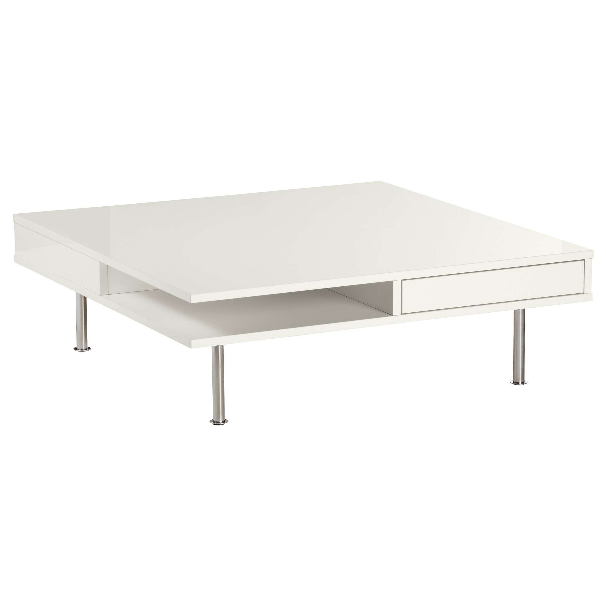 View Gallery Of Coffee Tables White High Gloss (Showing 17