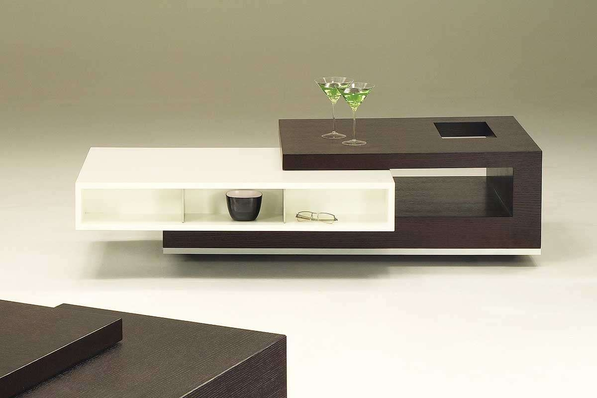 Most Popular Contemporary Coffee Table Sets Within Modern Coffee Table Design : The Holland – Modern Coffee Table (View 17 of 20)