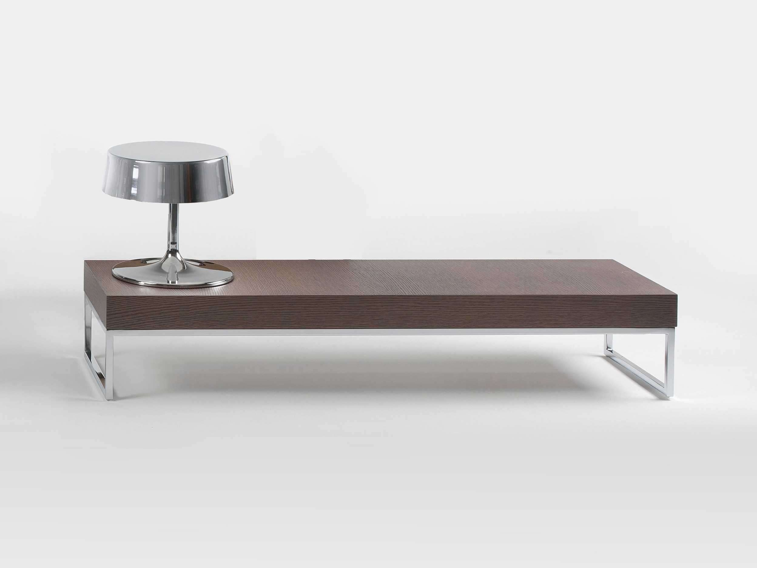 Most Popular Contemporary Coffee Table With Low Contemporary Coffee Tables (View 8 of 20)