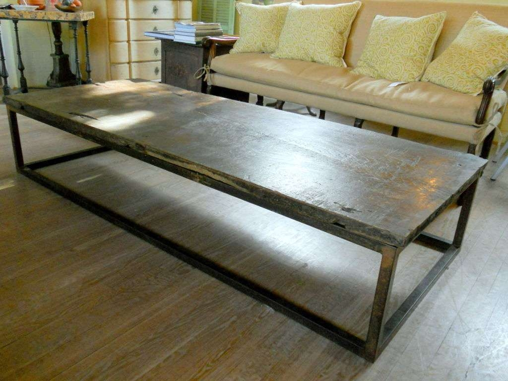 Featured Photo of Huge Coffee Tables