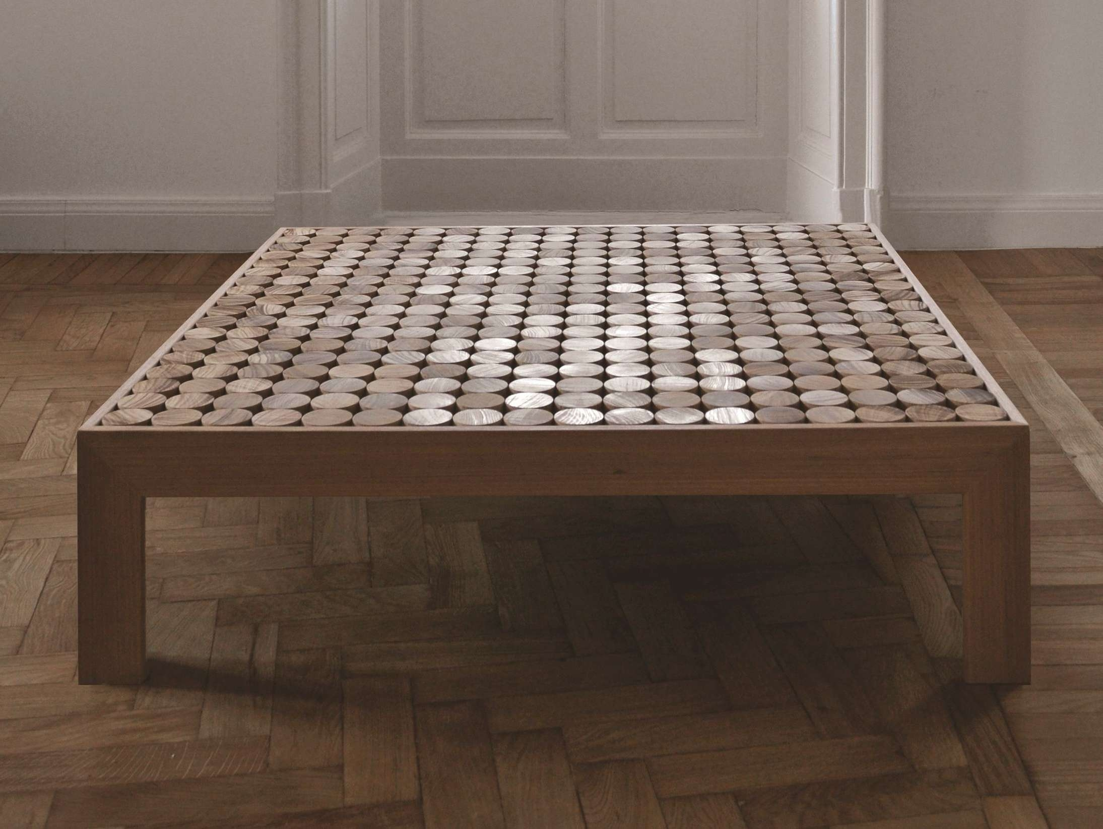Most Popular Large Solid Wood Coffee Tables For Coffee Table : Solid Wood Coffee Table Unbelievable Picture (View 12 of 20)