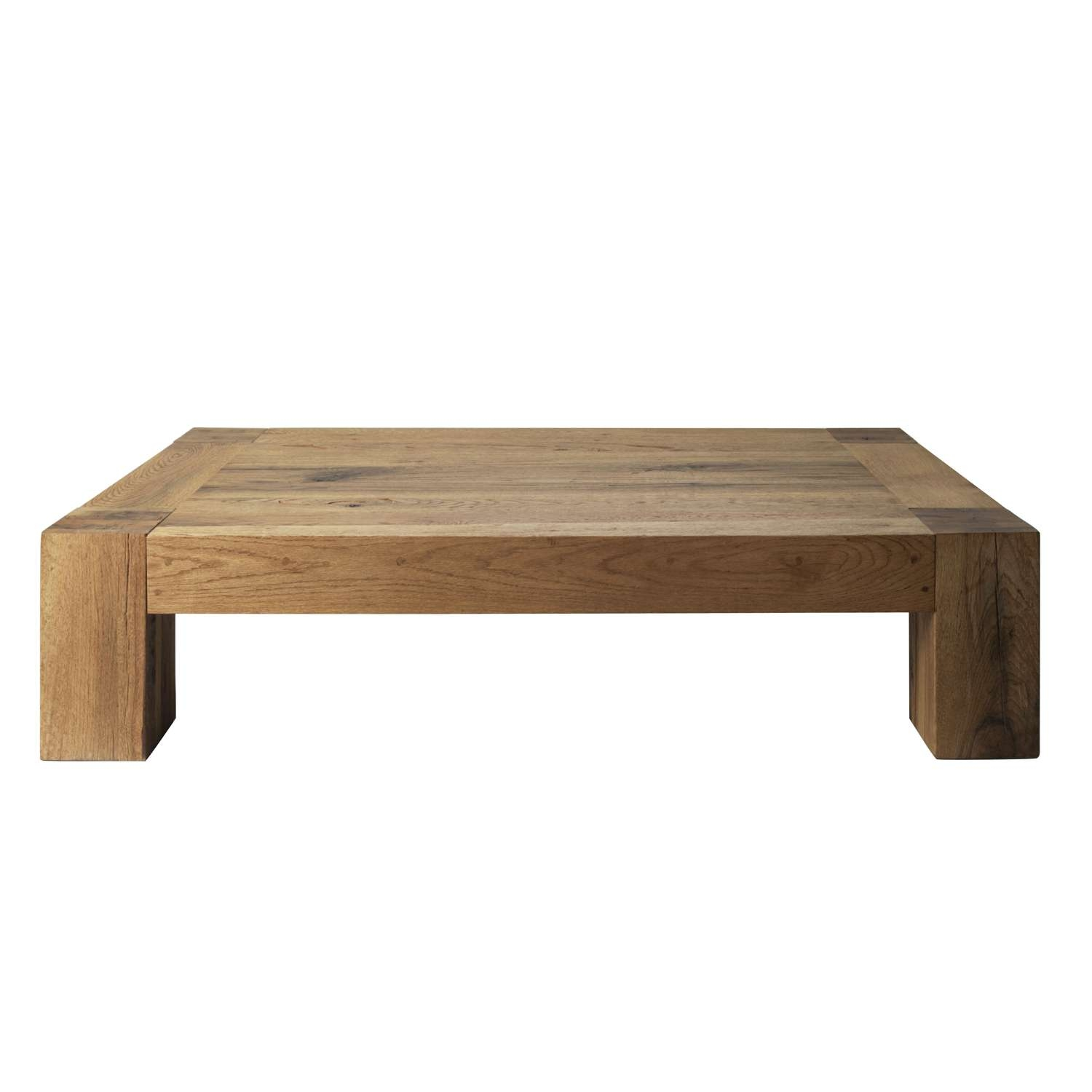 Most Popular Low Wood Coffee Tables Throughout Coffee Table : Amazing Granite Coffee Table Wood Coffee Table (View 18 of 20)