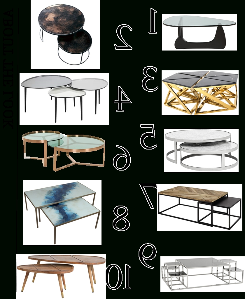 Most Popular Mands Coffee Tables Regarding Why You Need A Contemporary Coffee Table In Your Life – Girl About (View 15 of 20)
