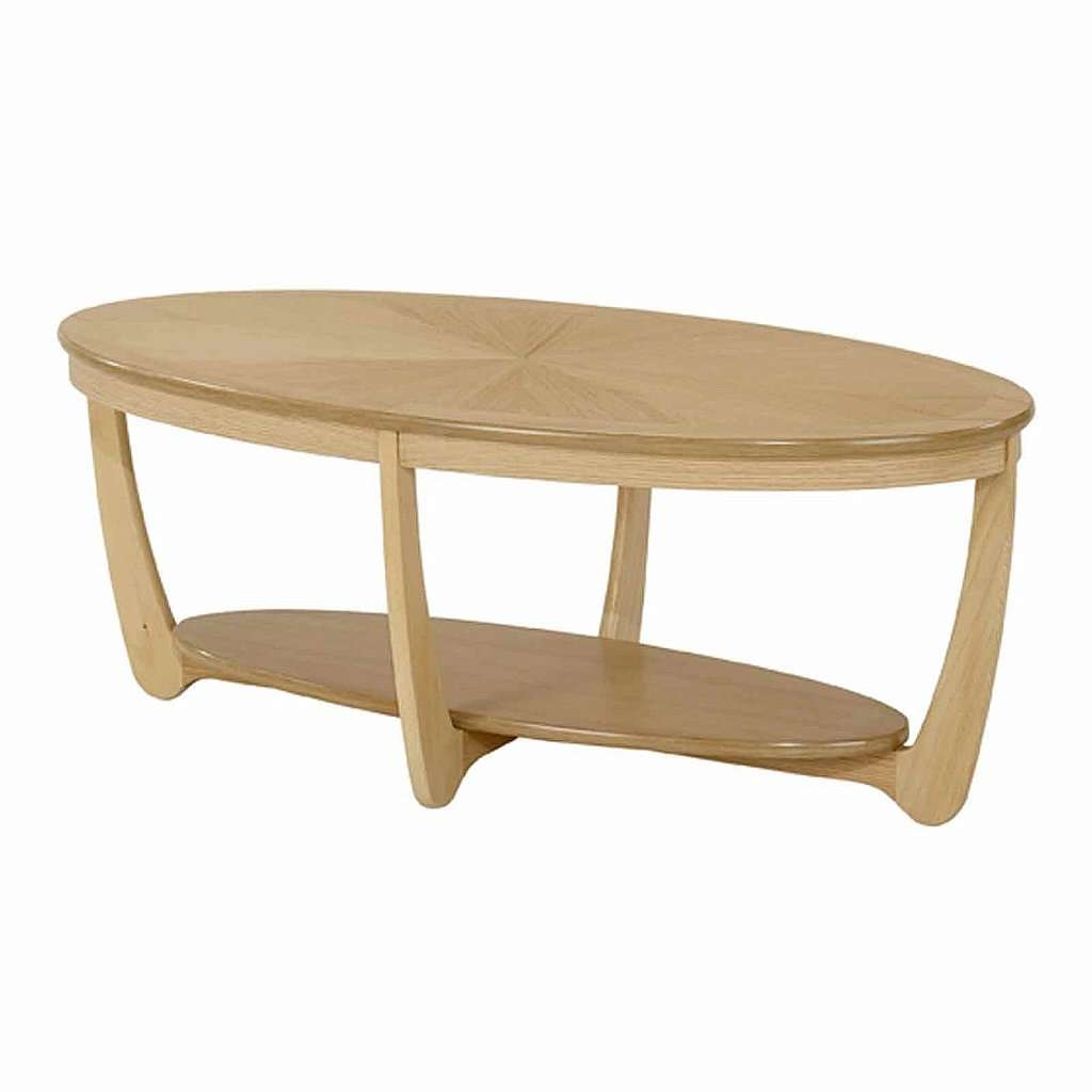 Most Popular Oblong Coffee Tables Throughout Coffee Tables : Furniture Small Oval Coffee Table Walmart Round L (View 14 of 20)