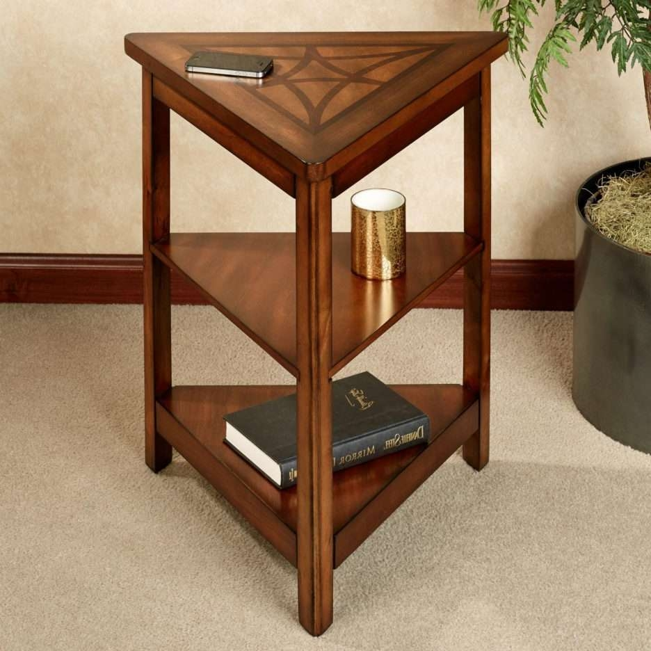 Most Popular Rounded Corner Coffee Tables In Coffee Table : Corner Coffee Table Rustic Lift Top Unitcorner With (View 5 of 20)
