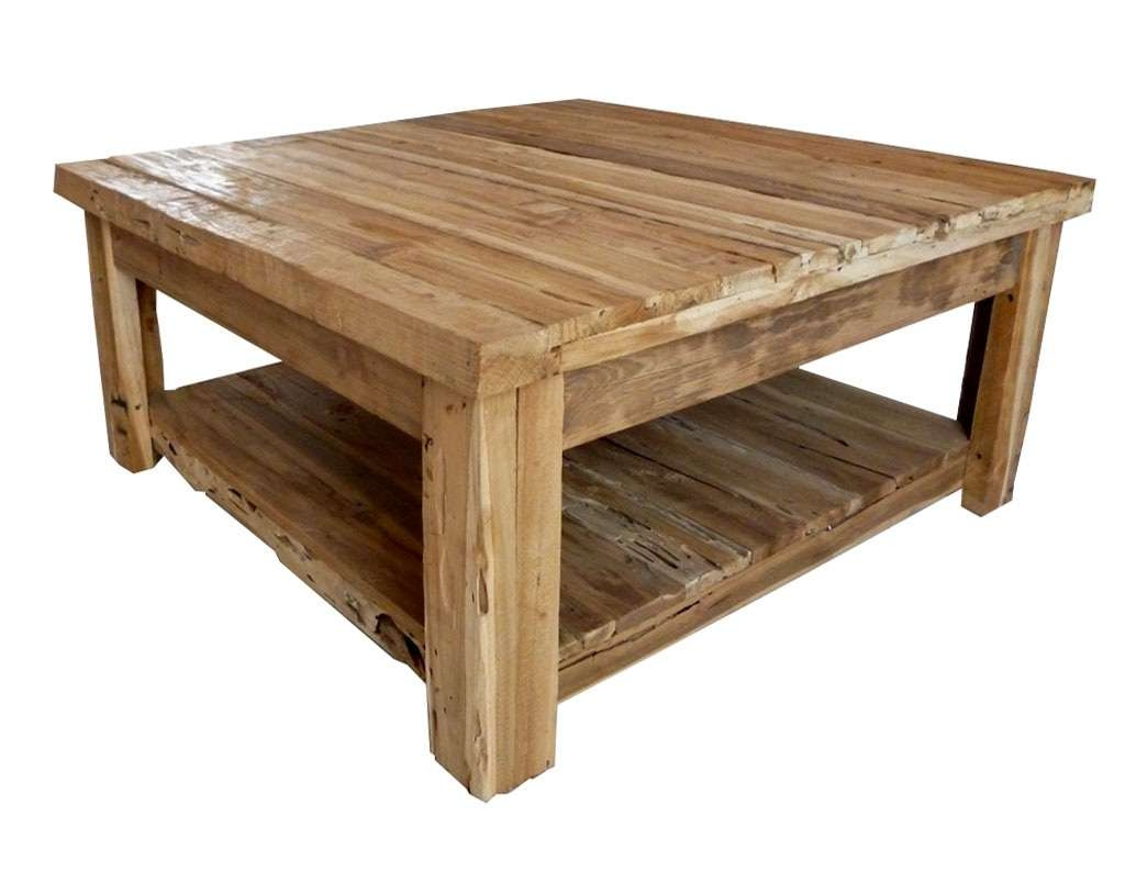 Most Popular Square Pine Coffee Tables Intended For Horrible Delightful Coffee Table Ideas Design In Rustic Rectangle (View 5 of 20)