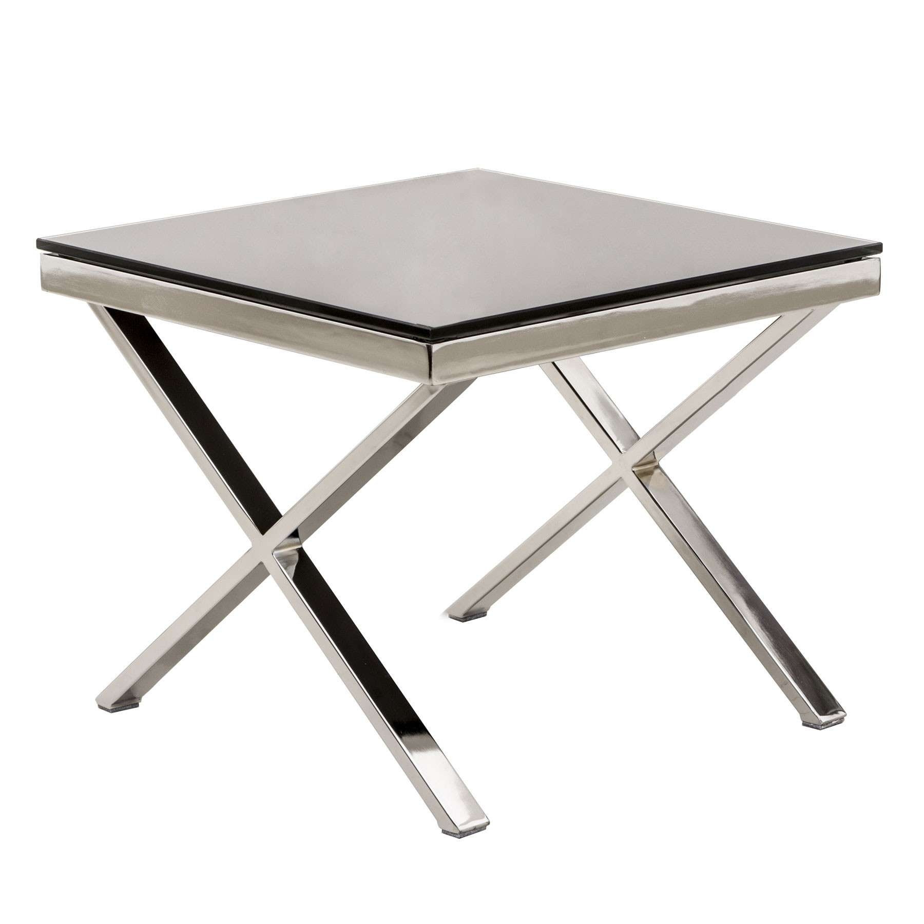 Most Popular Wood Chrome Coffee Tables Within Coffee Tables : Glass Chrome Coffee Table Rectangle Ikea Australia (View 10 of 20)