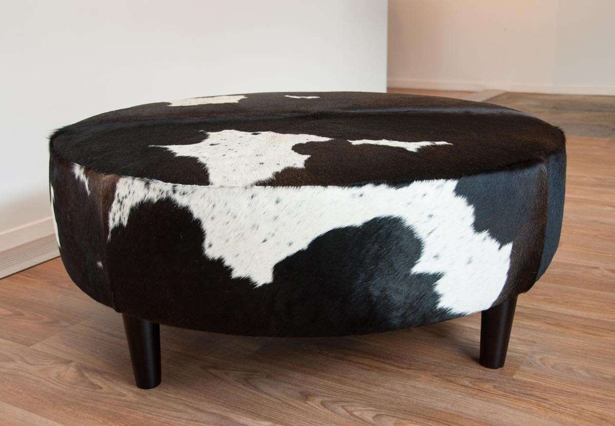 Featured Photo of Animal Print Ottoman Coffee Tables