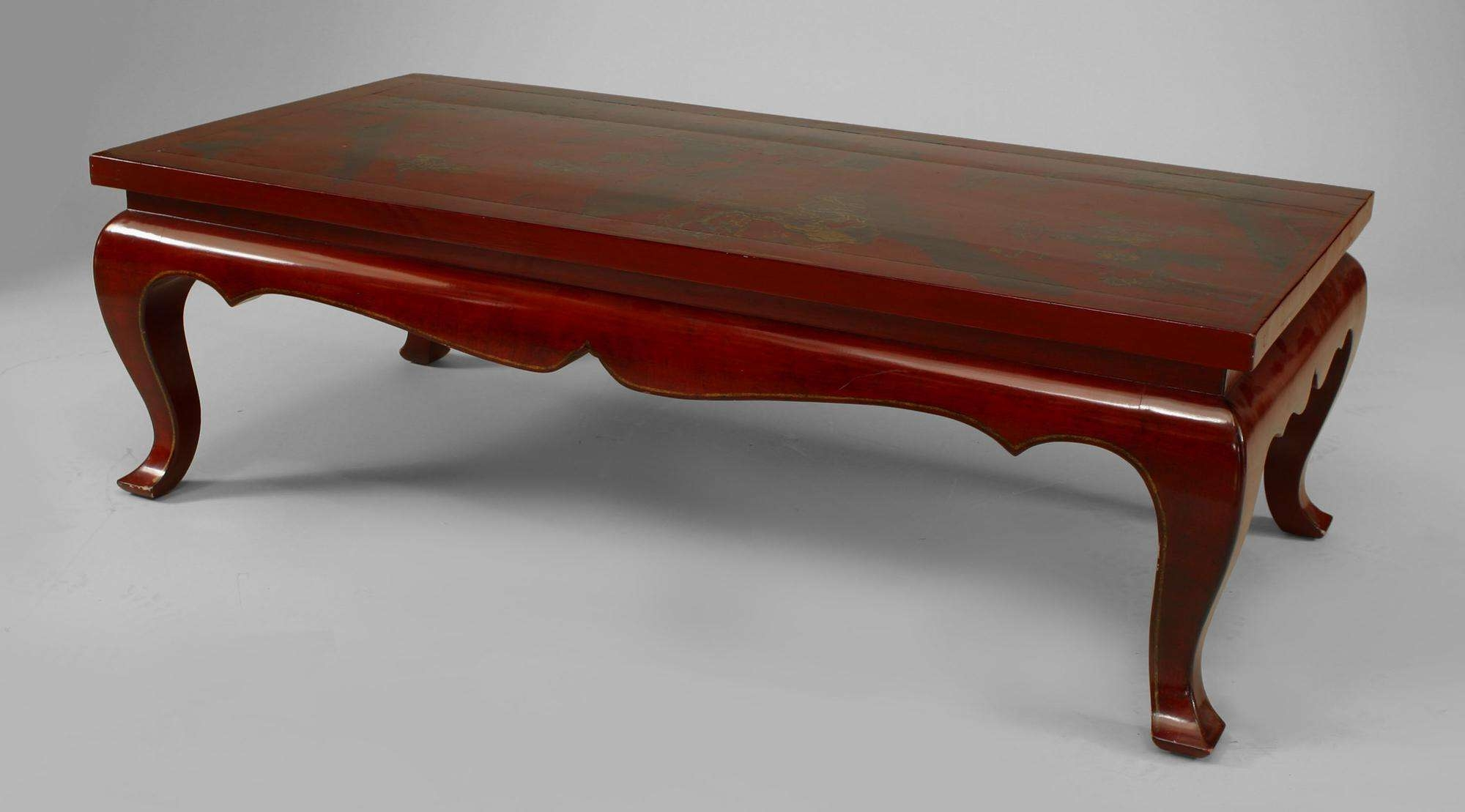 Most Recent Asian Coffee Tables Inside Stunning Chinese Style Coffee Table On Latest Home Interior Design (View 14 of 20)