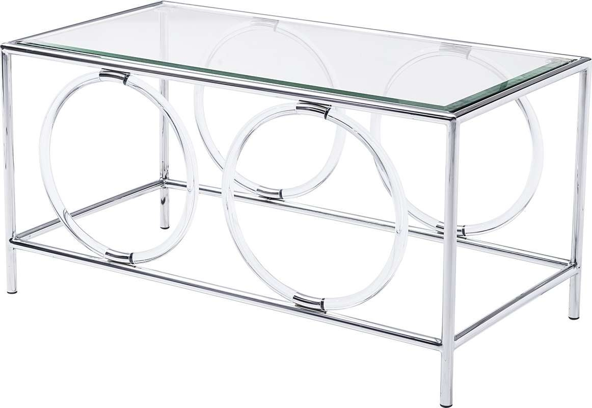Most Recent Ava Coffee Tables Throughout Blink Home Ava Coffee Table & Reviews (View 10 of 20)