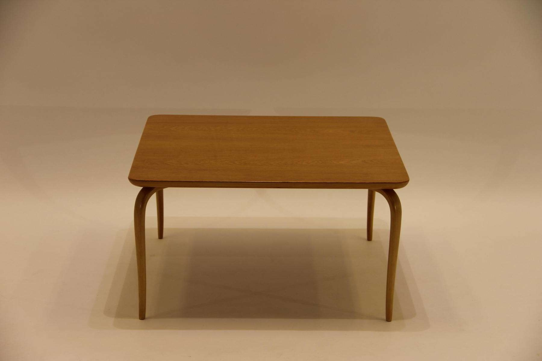 Most Recent Beech Coffee Tables In Vintage Annika Oak & Beech Coffee Tablebruno Mathsson For Karl (View 13 of 20)