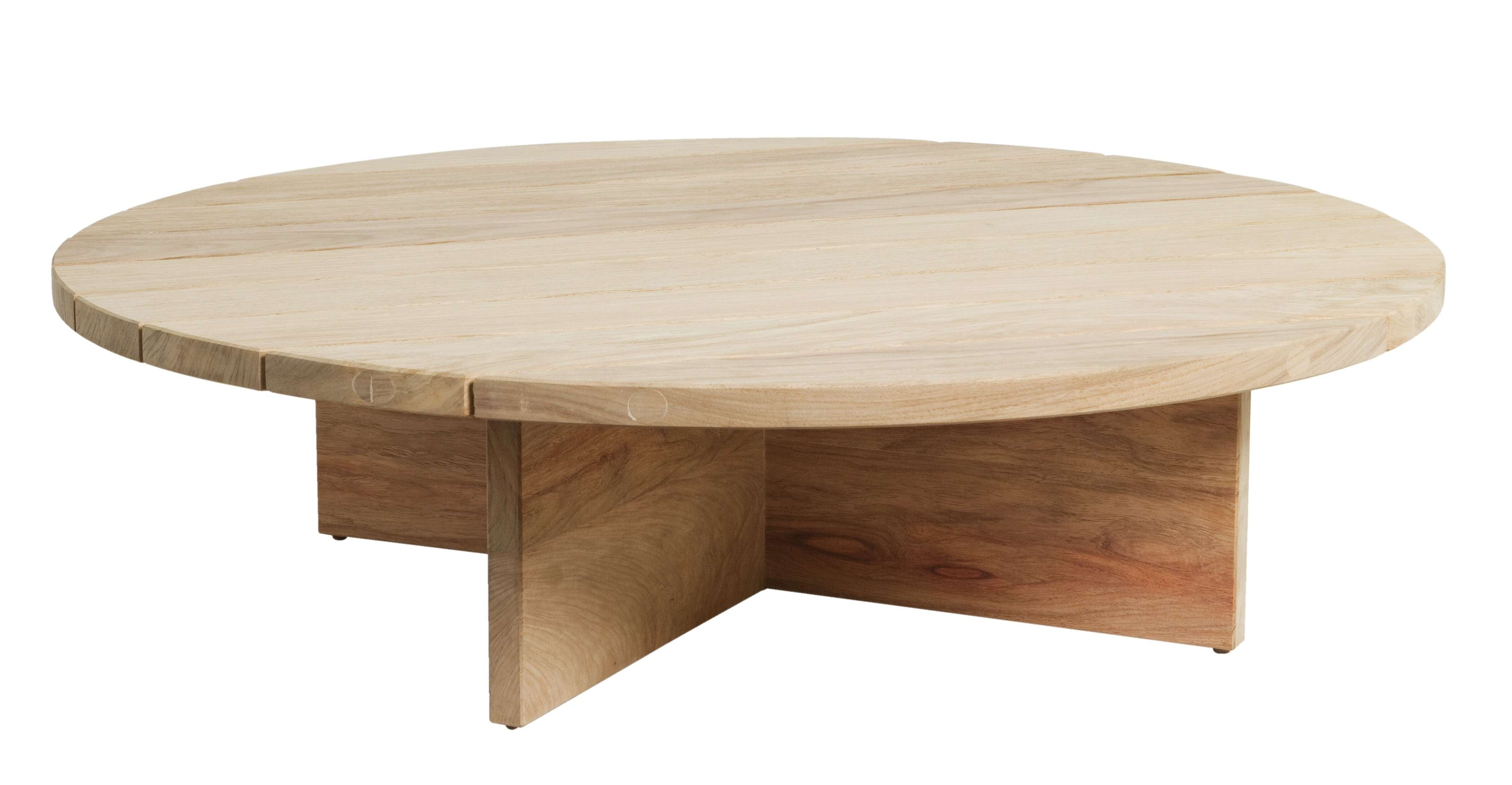Most Recent Chunky Coffee Tables Intended For Round Wood Coffee Table With  Storage Chunky Coffee Table