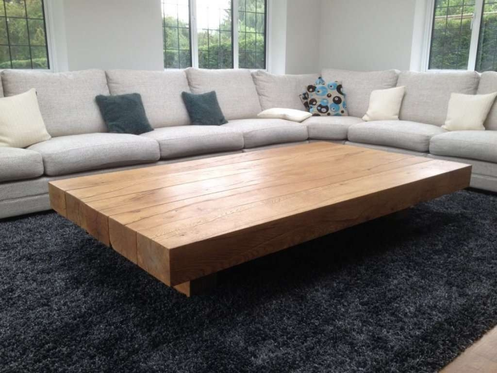 Most Recent Extra Large Low Coffee Tables Within Furniture: Extra Large Coffee Table Luxury Page Not Found (View 12 of 20)