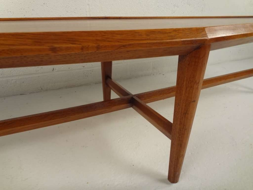 Most Recent Heritage Coffee Tables With Vintage Drexel Heritage Coffee Table At 1Stdibs (View 12 of 20)