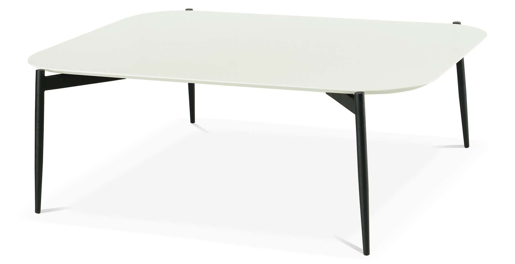 Most Recent High Coffee Tables Throughout Alec High Coffee Table, White Fern & Grey (View 10 of 20)
