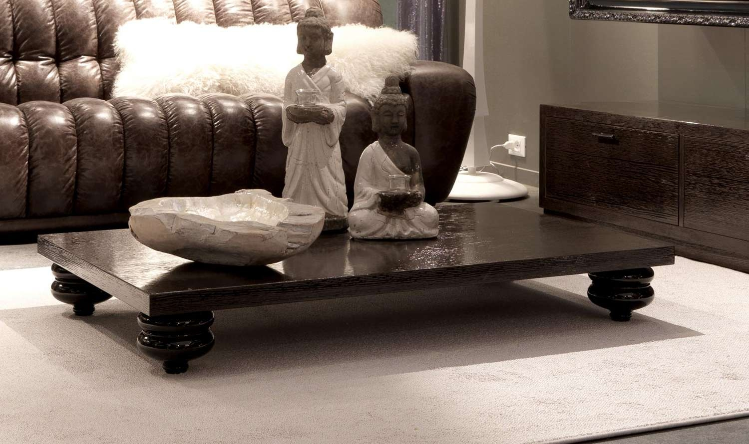 Most Recent Luxury Coffee Tables Throughout Leon Coffee Tables Cortezari Italian Luxury Furniture High End (View 11 of 20)