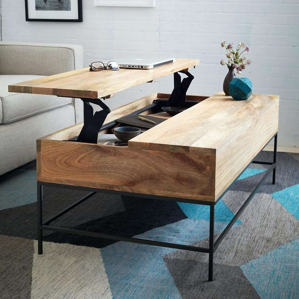 Most Recent Oak Coffee Table With Glass Top Throughout Coffee Table : Wonderful Oak Coffee Table Metal Bench Legs Wood (View 11 of 20)