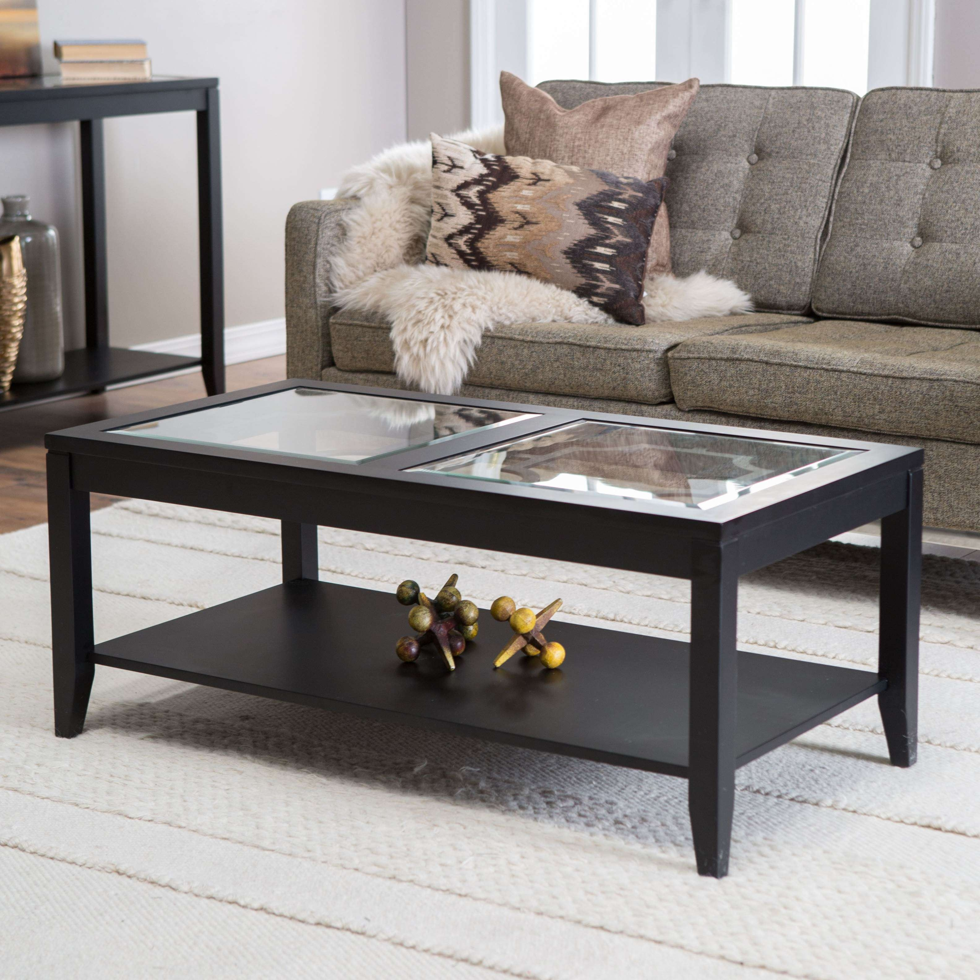 Most Recent Rectangle Glass Coffee Table For Glass Coffee Tables For More Joyful Excitements (View 15 of 20)