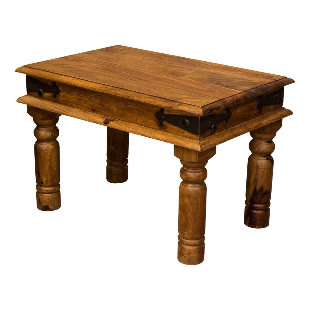 Most Recent Sheesham Coffee Tables With Coffee Tables : Indian, Sheesham, Rustic Oak And Chunky Plank Pine (View 19 of 20)