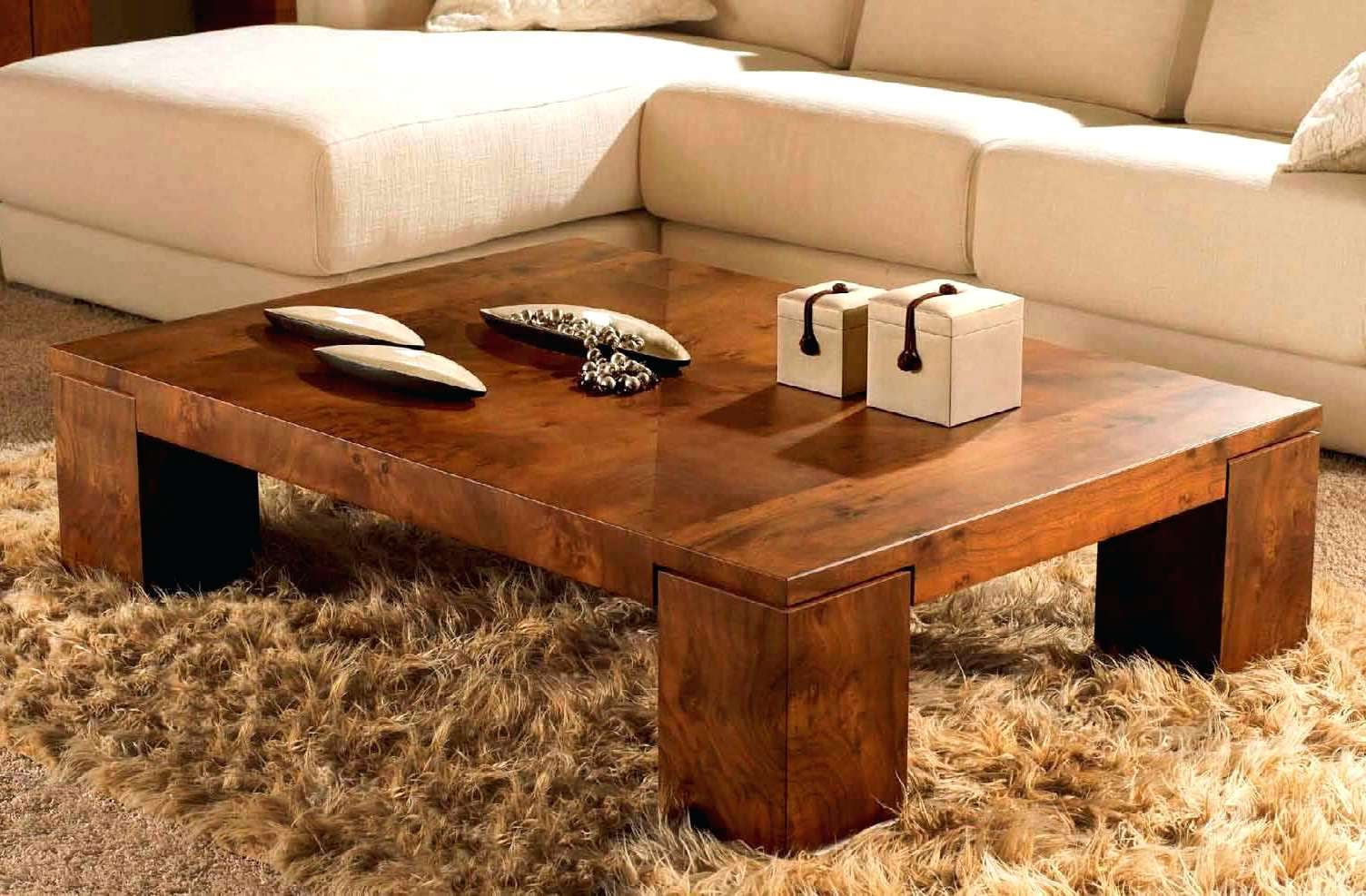 Featured Photo of Solid Wood Coffee Tables