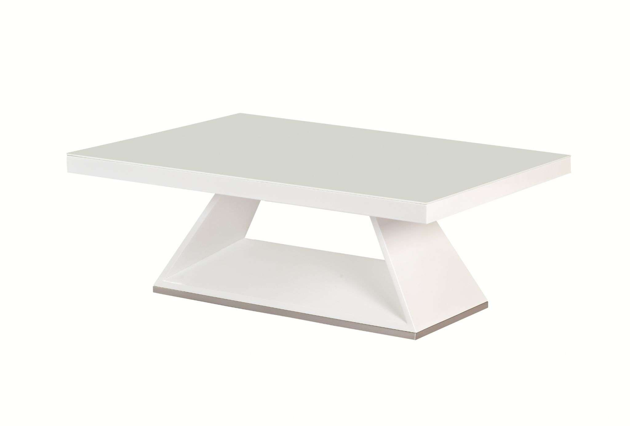 Most Recent White High Gloss Coffee Tables For Silvano Modern Designer White High Gloss Coffee Table (View 18 of 20)
