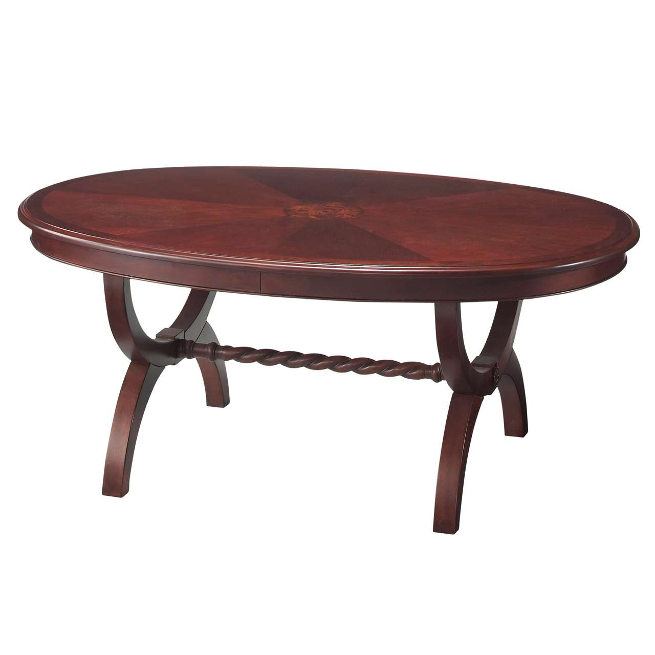 Most Recently Released Bombay Coffee Tables Inside Townsend Oval Coffee Table – Bombay Canada (View 14 of 20)