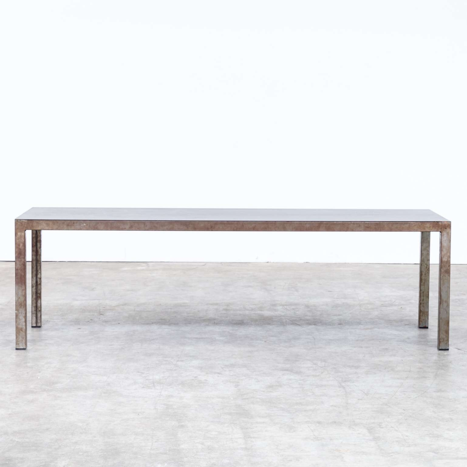 Most Recently Released Chrome Leg Coffee Tables Pertaining To Coffee Tables : Exciting Reclaimed Wood Coffee Table With Chrome (View 9 of 20)
