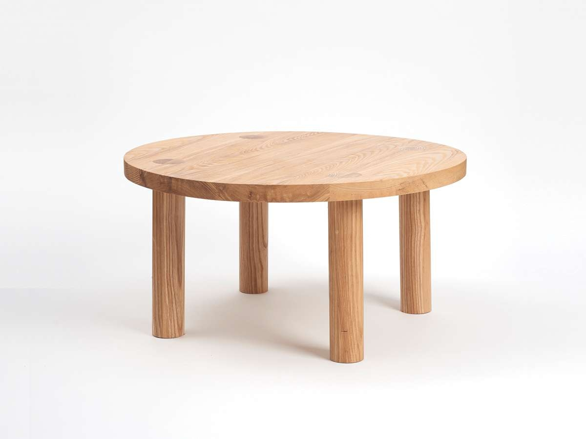 Most Recently Released Circular Coffee Tables With Regard To Coffee Tables : Circular Coffee Table Round Wood Coffee Table (View 13 of 20)