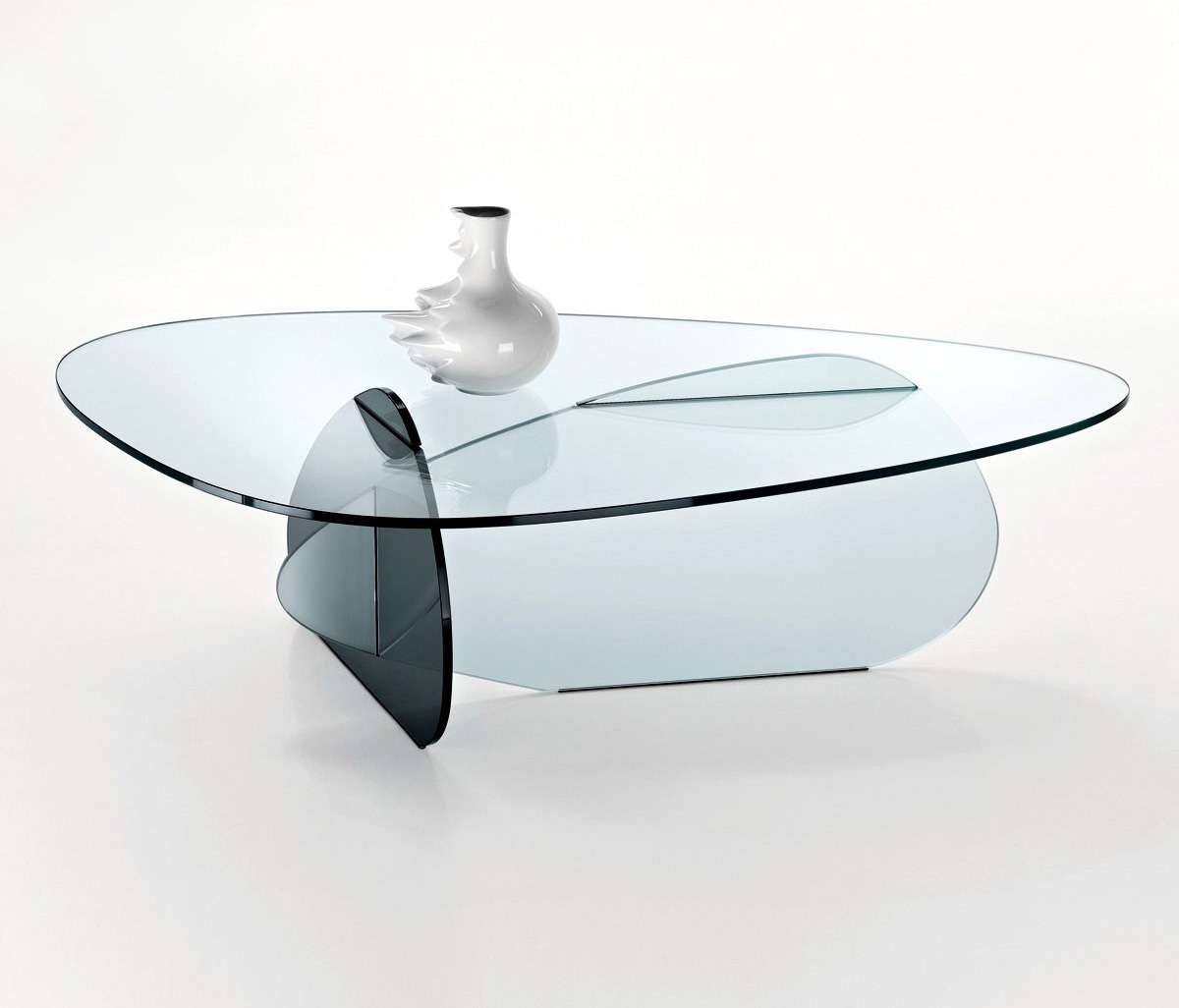 Most Recently Released Contemporary Glass Coffee Tables Pertaining To Small Glass Coffee Table Modern Small Coffee Table (View 14 of 20)