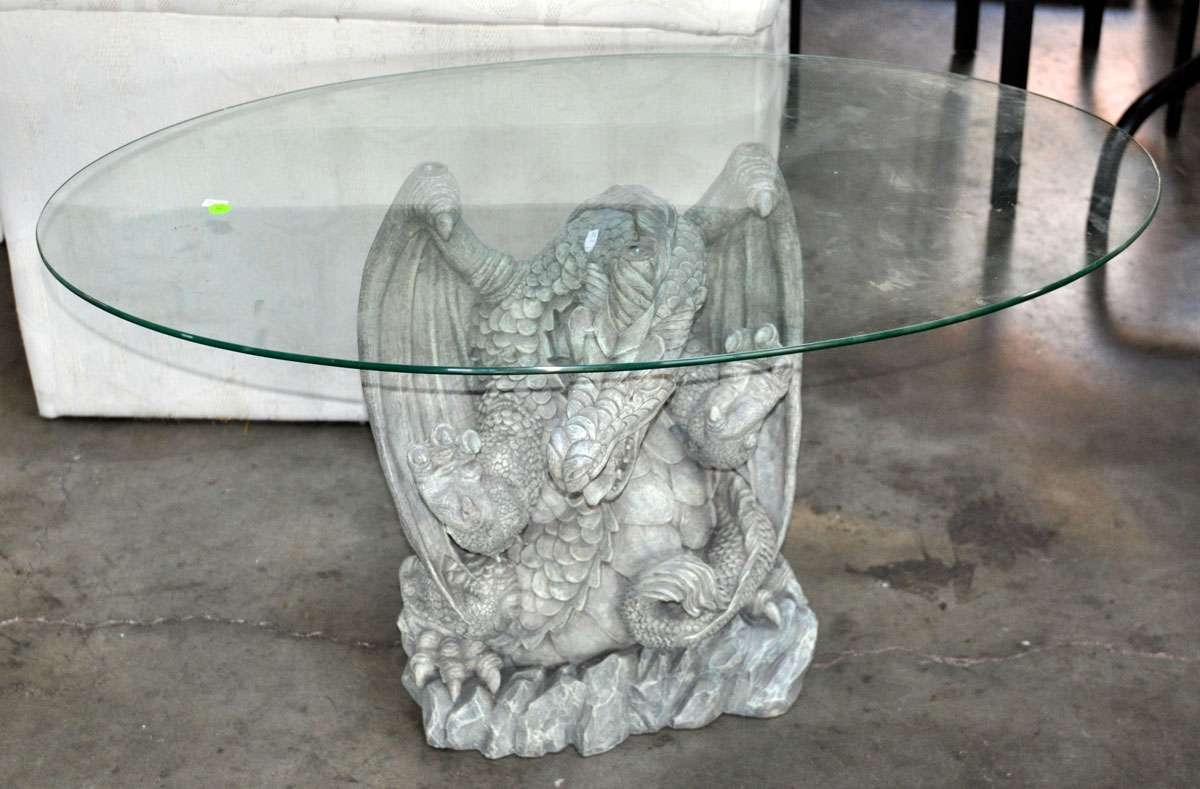 Most Recently Released Dragon Coffee Tables Throughout Auction Catalog (View 20 of 20)