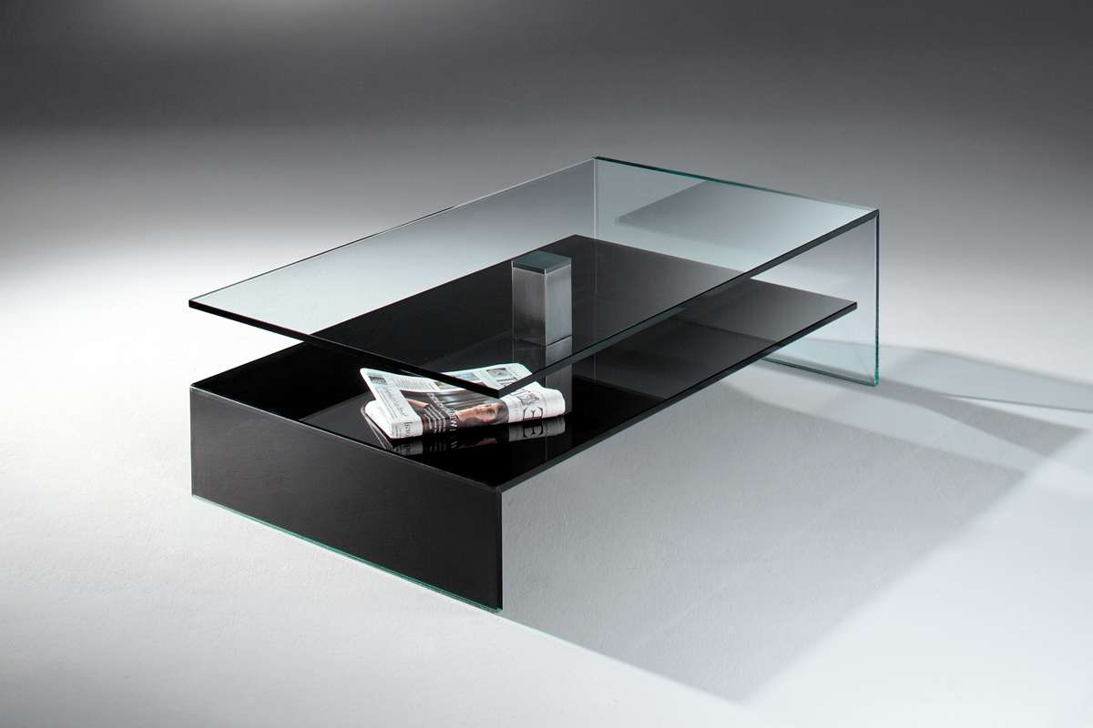 Most Recently Released Floating Glass Coffee Tables With Contemporary Modern Coffee Table : The Holland – Modern Coffee (View 6 of 20)
