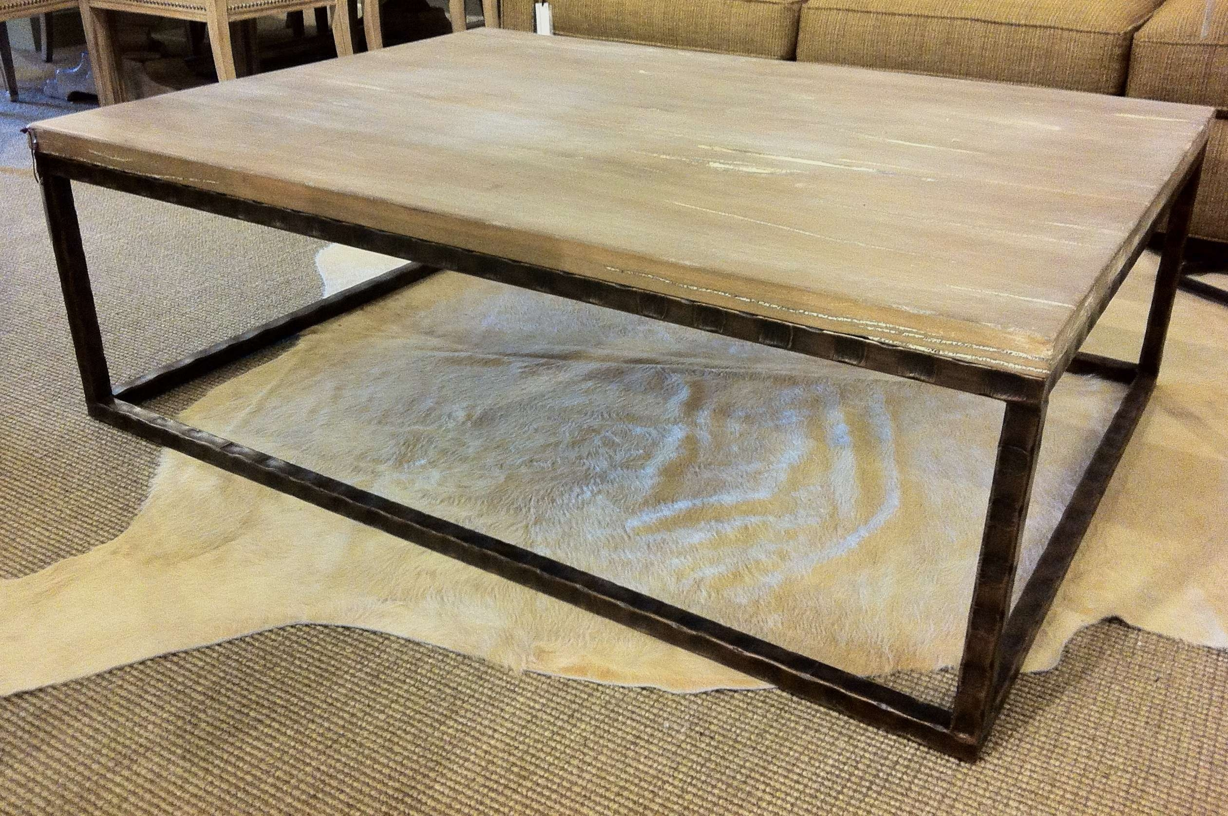 Most Recently Released Large Rustic Coffee Tables For Coffee Tables : Reclaimed Barnwood Coffee Table Awesome And Shower (View 12 of 20)