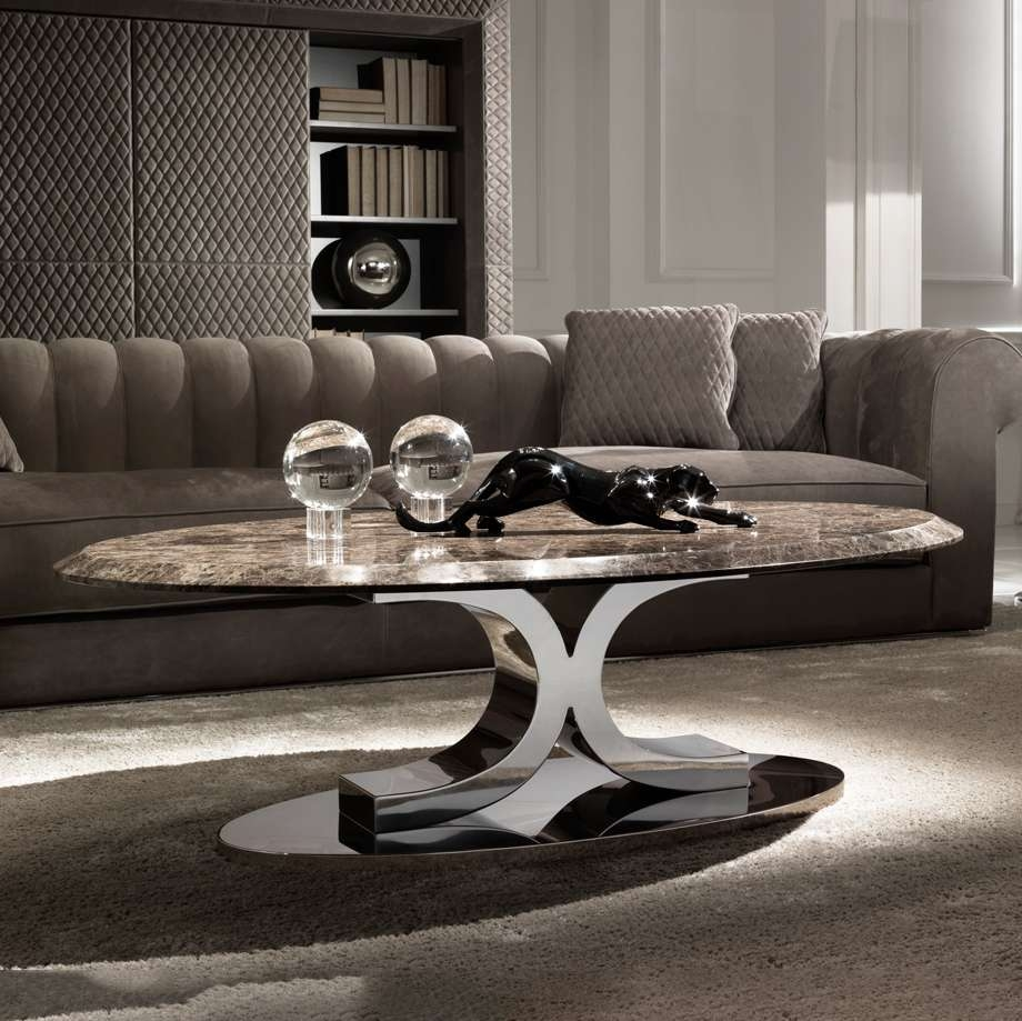 Most Recently Released Luxury Coffee Tables With Regard To Coffee Table : Luxury Coffee Tables Living Room Industrial (View 12 of 20)