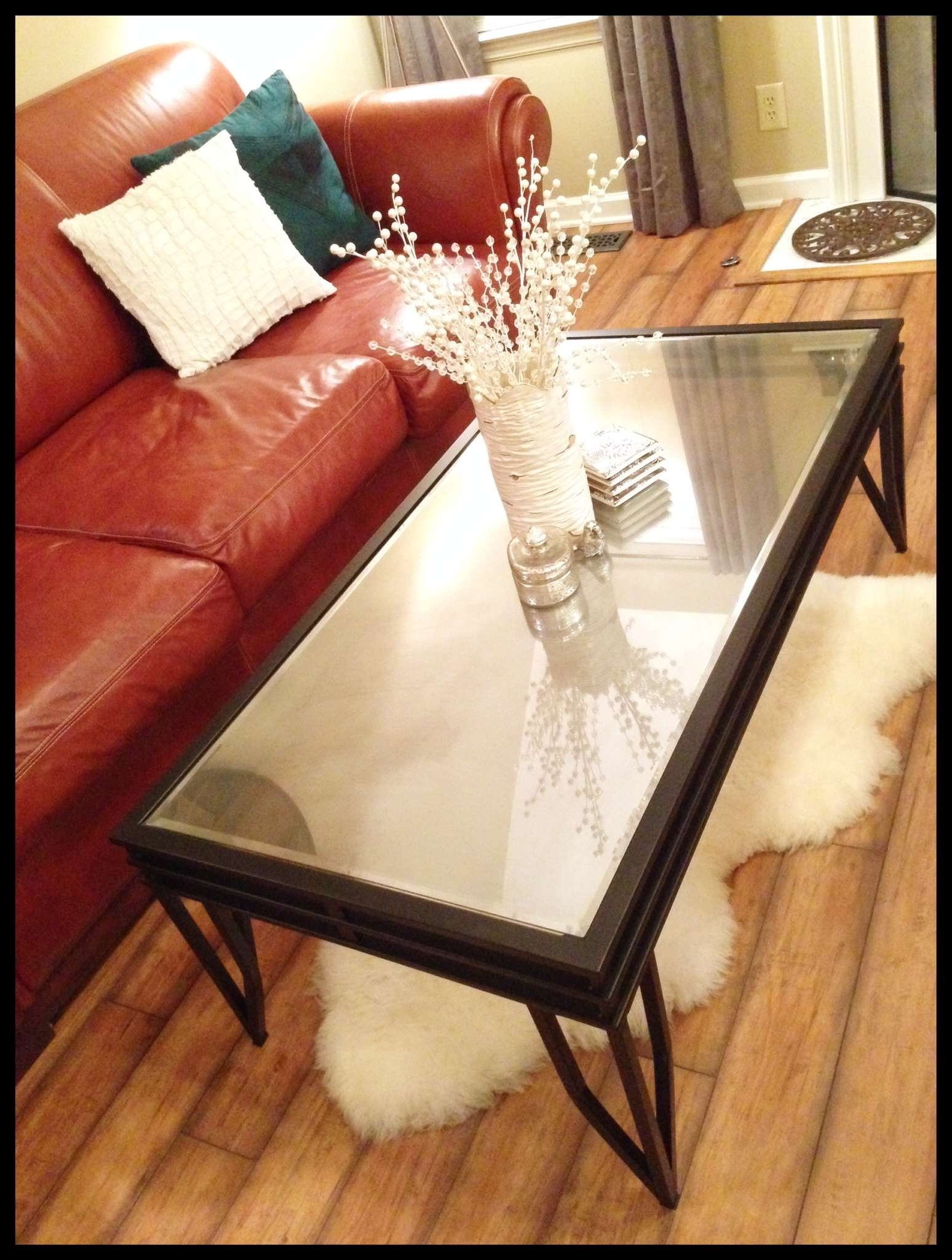 Most Recently Released Mercury Glass Coffee Tables With Regard To Mercury Glass Coffee Table Tray – Rascalartsnyc (View 5 of 20)