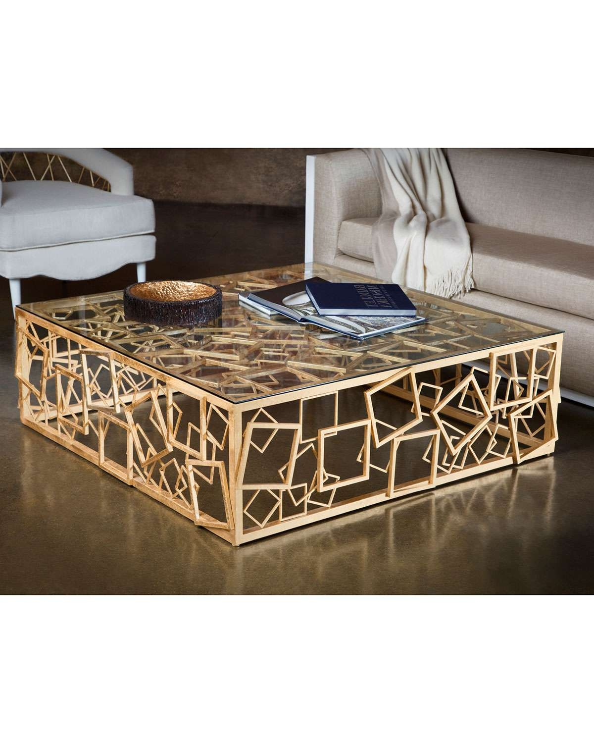 Most Recently Released Monterey Coffee Tables Regarding Monterey Coffee Tablebadgley Mischka (View 10 of 20)