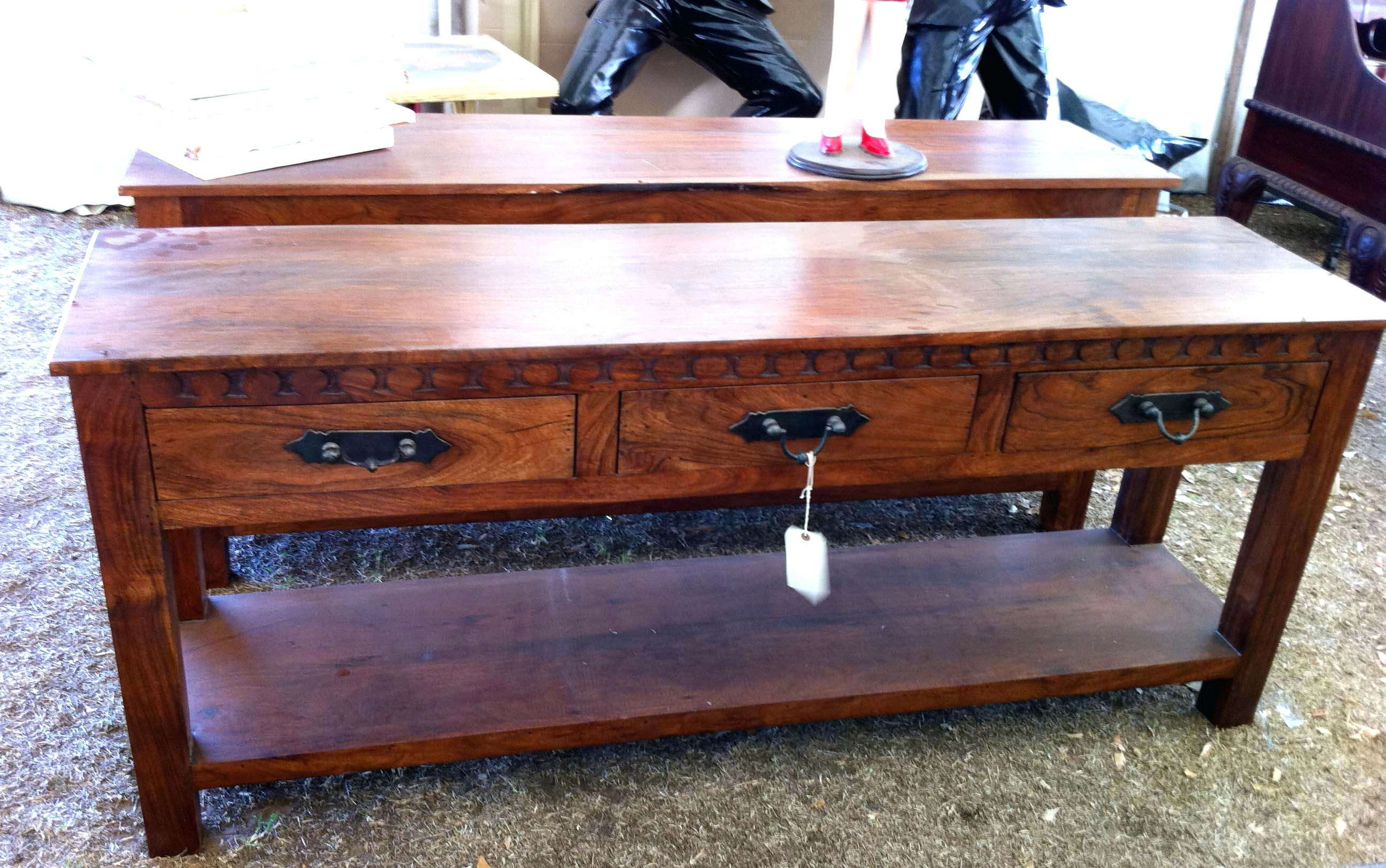 Most Recently Released Oak Sleeper Coffee Tables With Coffee Tables : Dark Oak Coffee Table Amish Stickley Furniture (View 19 of 20)