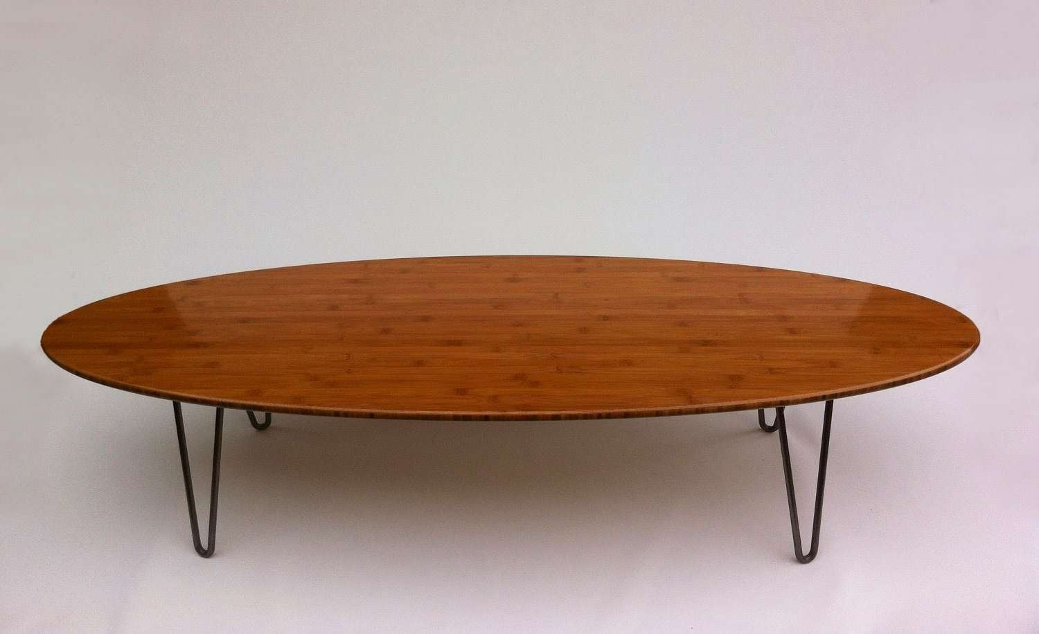 Most Recently Released Oblong Coffee Tables Throughout Oval Coffee Table Classic Design Wood With Metal Oval Coffee Table (View 15 of 20)