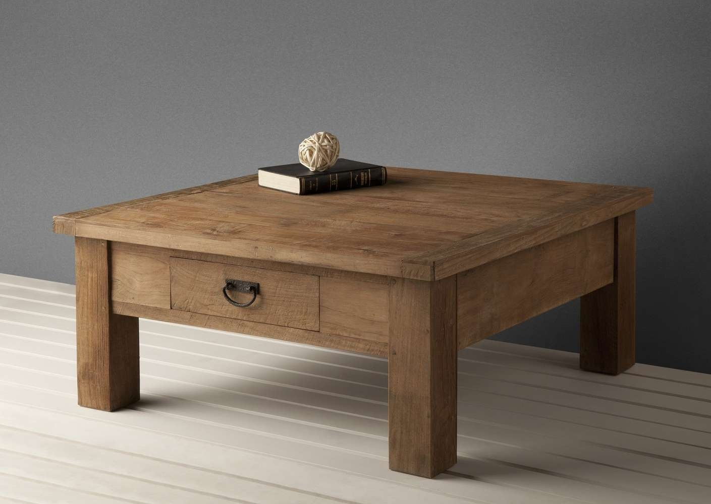Most Recently Released Round Coffee Tables With Drawer Within Coffee Table : Coffee Table Wood Tables With Drawers And (View 11 of 20)