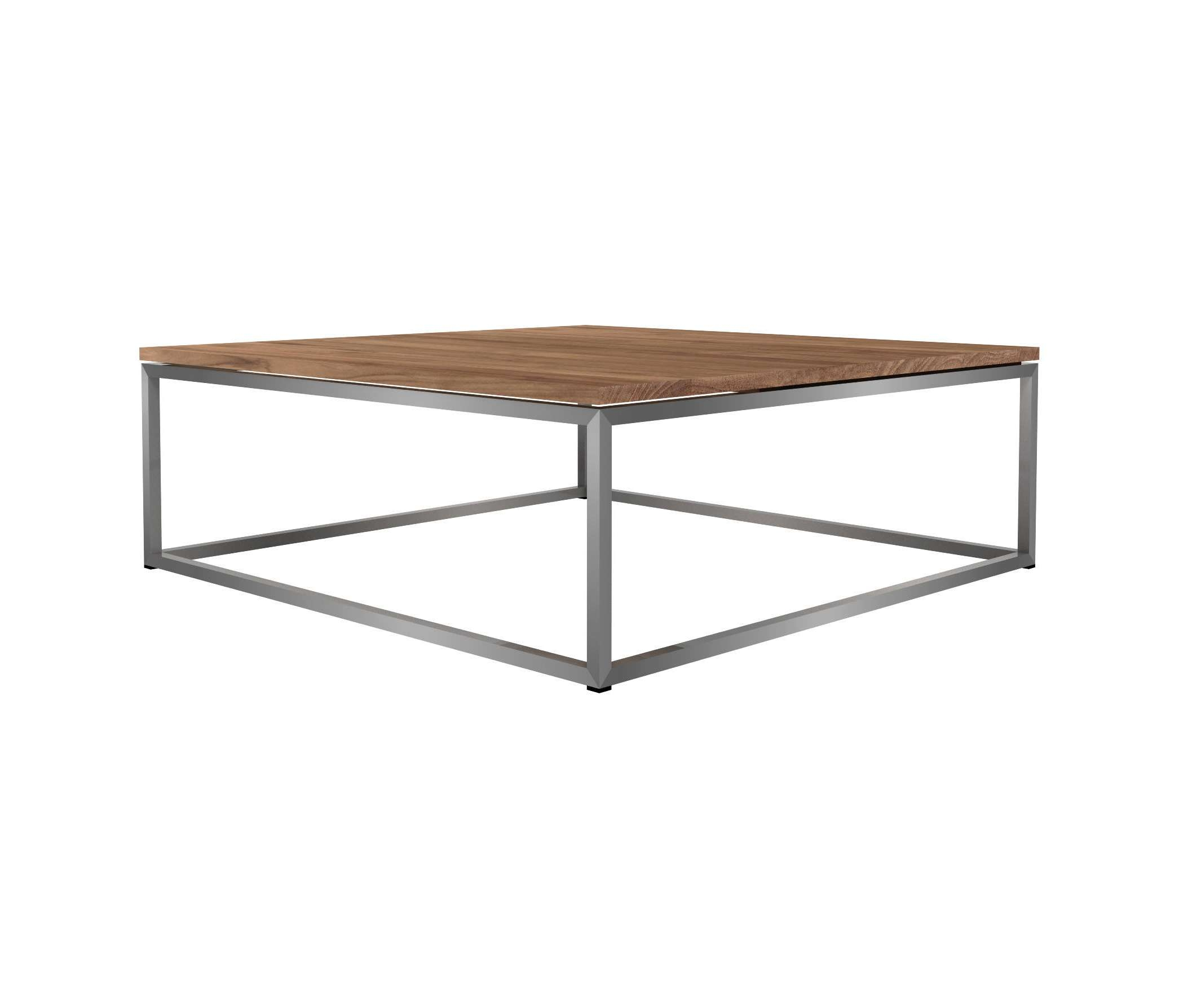 Most Recently Released Thin Coffee Tables Pertaining To Teak Thin Coffee Table – Lounge Tables From Ethnicraft (View 16 of 20)