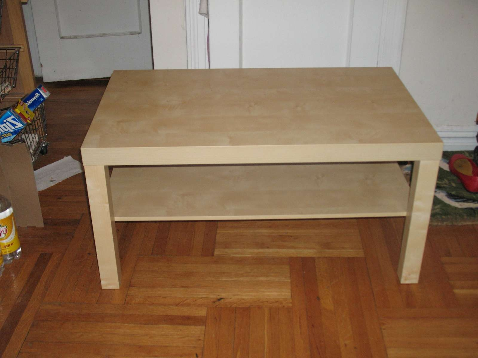 Most Up To Date Birch Coffee Tables Regarding Coffee Table : Awesome Coffee Table Dimensions Wood And Metal (View 8 of 20)