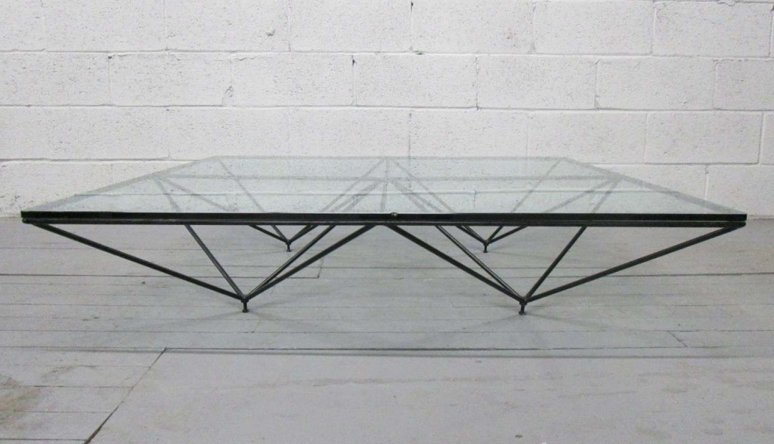 Most Up To Date Coffee Tables Glass And Metal With Regard To Glass Metal Coffee Table – Writehookstudio (View 15 of 20)
