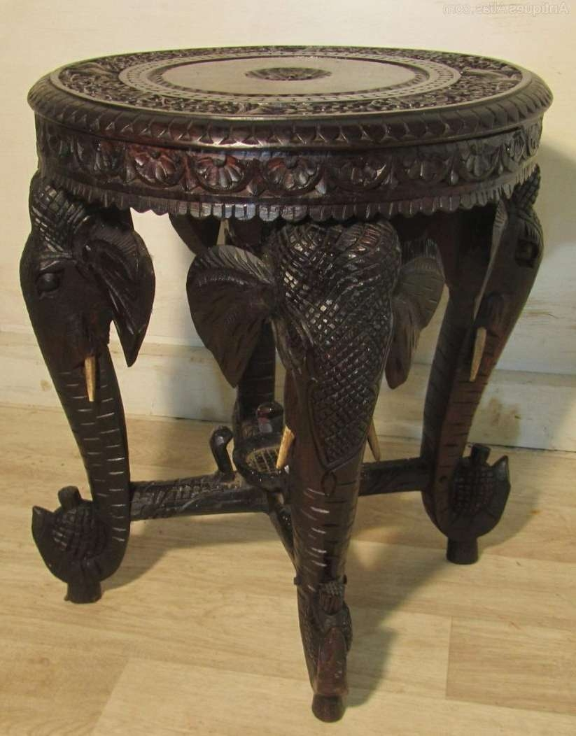 Most Up To Date Elephant Glass Top Coffee Tables Regarding Glass : Elephant Base Coffee Tables Addicts Table With Elephant (View 13 of 20)