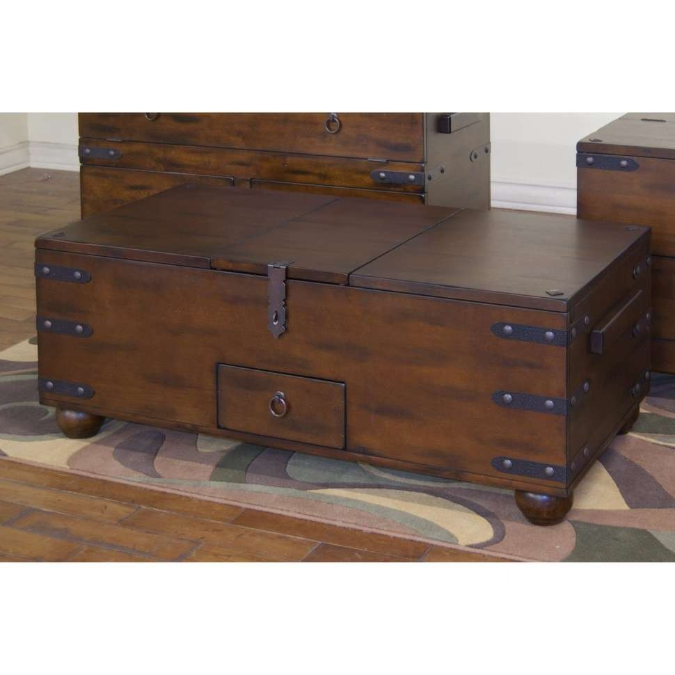 Most Up To Date Large Trunk Coffee Tables In Coffee Table : Marvelous Tree Trunk Furniture Hope Chest Coffee (View 6 of 20)