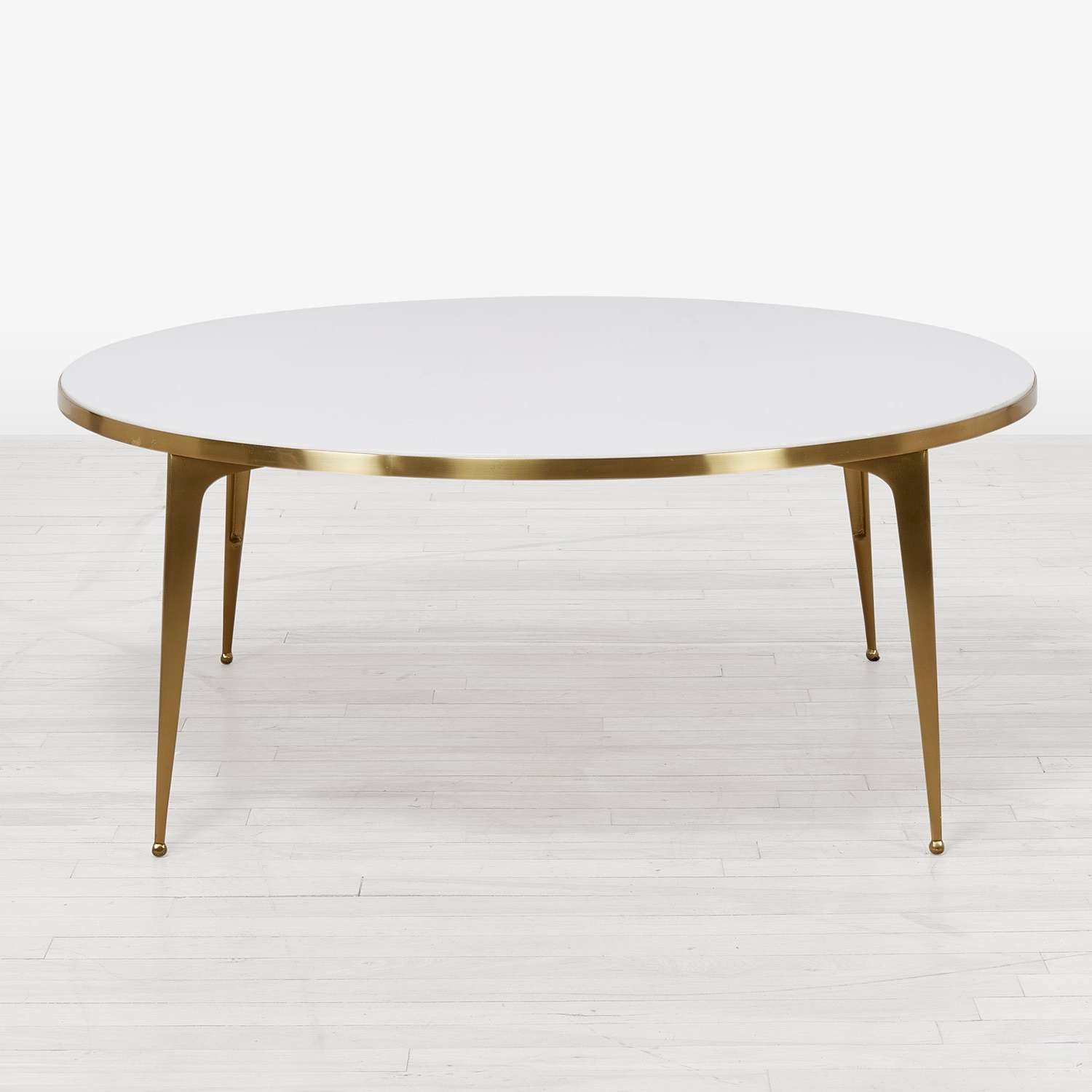 Most Up To Date Marble Round Coffee Tables Regarding Coffee Tables : Mirrored Coffee Table Grey Marble Round Brass Sets (View 4 of 20)