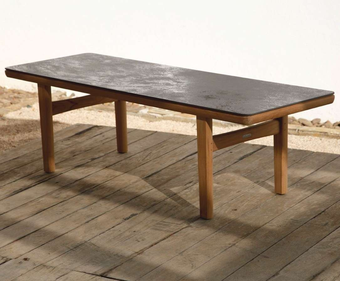 Most Up To Date Monterey Coffee Tables Throughout Barlow Tyrie Monterey Ceramic 150cm Coffee Table – Gardensite.co (View 3 of 20)