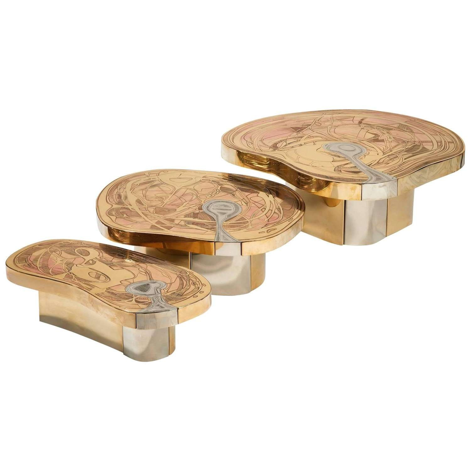 Most Up To Date Puzzle Coffee Tables Intended For Contemporary Puzzle Coffee Tablegulla Johnsdottir For Sale At (View 20 of 20)