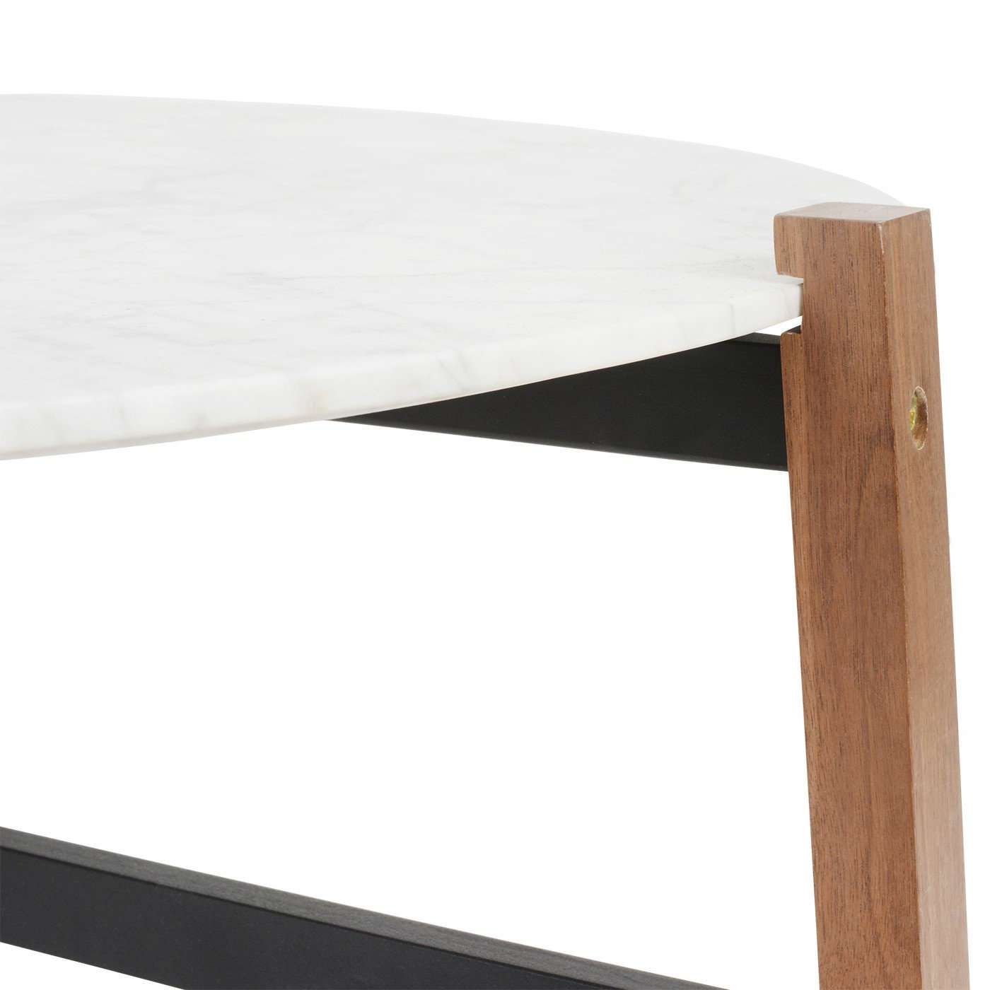 Most Up To Date Range Coffee Tables Inside Blu Dot Free Range Coffee Table In Marble (View 14 of 20)