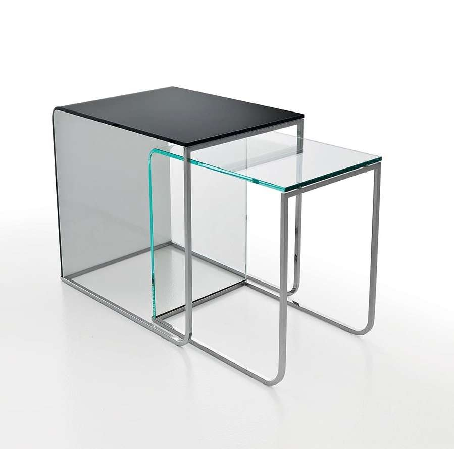 Most Up To Date Small Glass Coffee Tables Throughout Coffee Table, Cool All Glass Coffee Table About Remodel Home Decor (View 13 of 20)